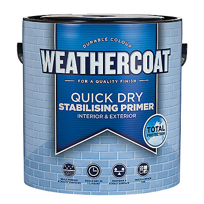 Image for Weathercoat Stabilising Primer - 2.5L from StoreName