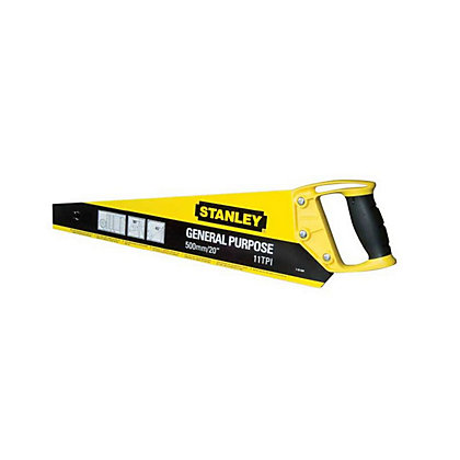 Image for Stanley Fine Cut Saw - 20in from StoreName