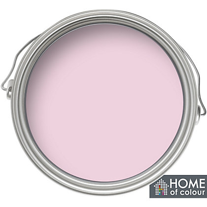 Image for Home of Colour Candyfloss - Silk Emulsion Paint - 5L from StoreName