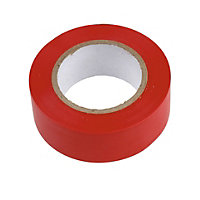 GET Insulation Tape - Red - 10m