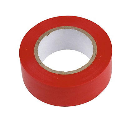 Image for GET Insulation Tape - Red - 10m from StoreName