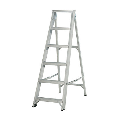 Image for Abru 6 Tread Builders Stepladder from StoreName