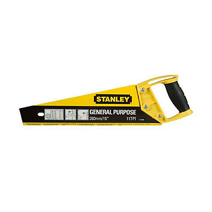 Image for Stanley Fine Cut Saw - 15in from StoreName