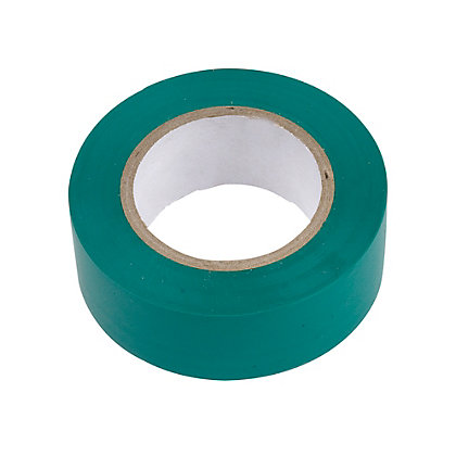 Image for GET Insulation Tape - Green - 10m from StoreName