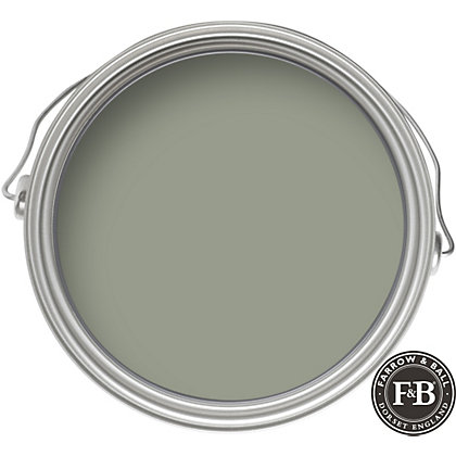 Image for Farrow & Ball Eco No.25 Pigeon - Exterior Matt Masonry Paint - 5L from StoreName