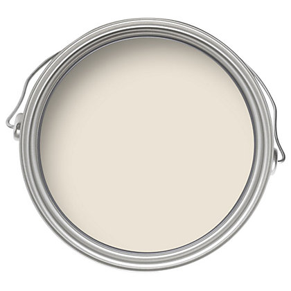 Image for Dulux Almond White - Silk Emulsion Paint - 2.5L from StoreName