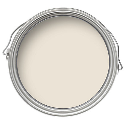 Image for Dulux Almond White - Silk Emulsion Paint - 5L from StoreName