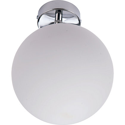 Image for Athens Ceiling Light - Chrome from StoreName