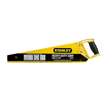 Image for Stanley Heavy Duty Saw - 20in from StoreName