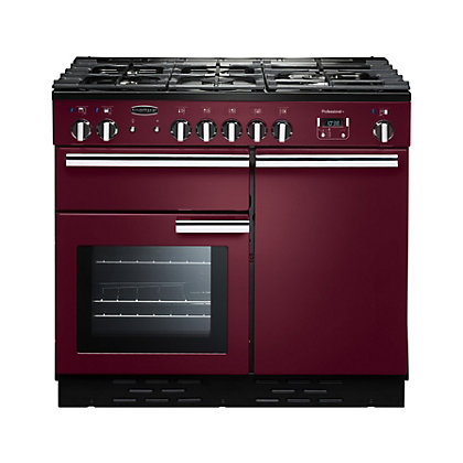 Image for Rangemaster 92620 Professional Plus 100cm Dual Fuel Range Cooker from StoreName