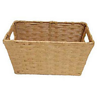 Home of Style Natural Paper Basket - Small
