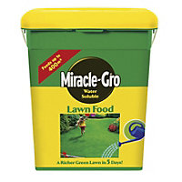 Miracle-Gro Water Soluble Lawn Food - 400M2