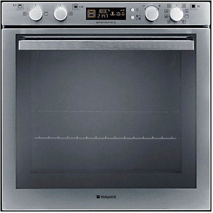 Image for Hotpoint Openspace OS897DCIX Catalytic Liners Single Oven from StoreName
