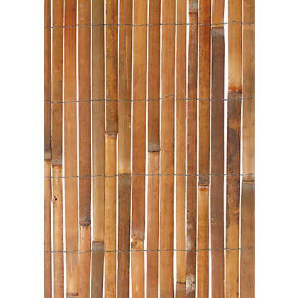 Image for Bamboo Slat Screen - 4 x 1m from StoreName