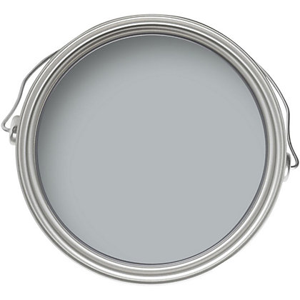 Image for Home of Colour Kitchen and Bathroom Dove Grey - Matt Emulsion Paint - 75ml Tester from StoreName