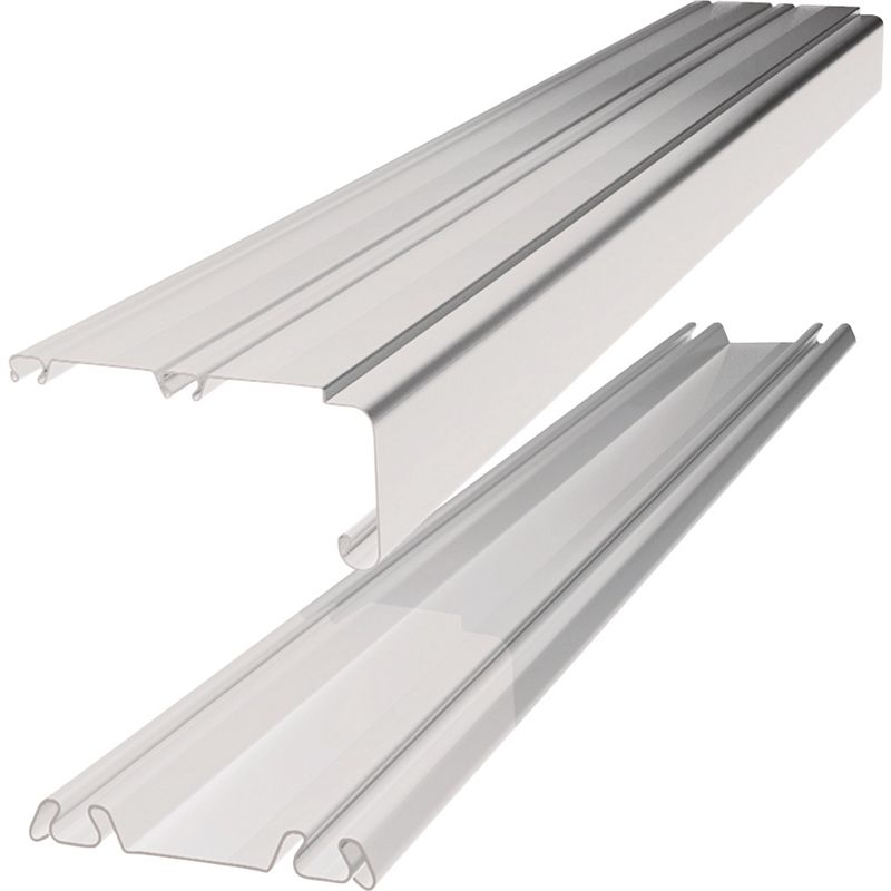 Space Pro Sliding Door Top Track Lup To 1803mm