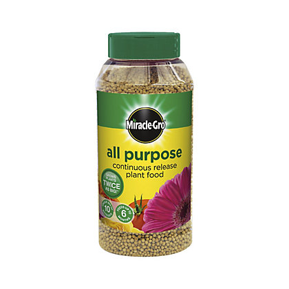 Image for Miracle-Gro All Purpose Continuous Release Plant Food - 1kg from StoreName
