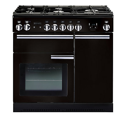 Image for Rangemaster 91930 Professional Plus 90cm FSD Range Cooker - Black from StoreName
