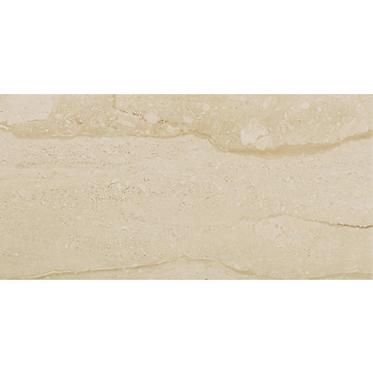 Image for Travertine Effect Beige Wall & Floor Tiles - 600 x 300mm - 5 pack from StoreName