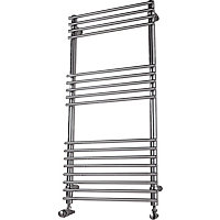Sardinia Heated Towel Rail - Chrome 730 x 600mm