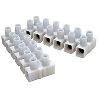 5A 6 Way Connector Strip