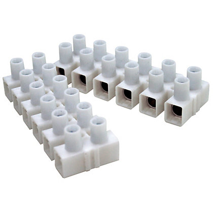Image for Homebase 5A 6 Way Connector Strip from StoreName