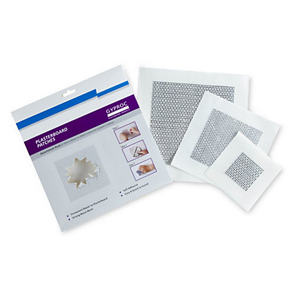 Image for Gyproc Plasterboard Patches Assortment Pack from StoreName