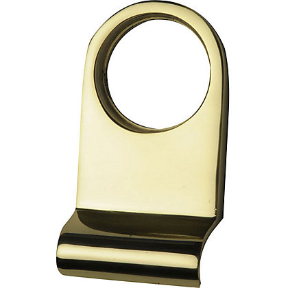 Image for Rim Cylinder Door Pull - Brass from StoreName