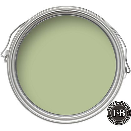 Image for Farrow & Ball Eco No.32 Cooking Apple Green - Exterior Eggshell Paint - 2.5L from StoreName