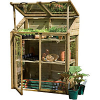 Forest Mini Greenhouse - 3ft 11in x 2ft