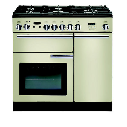 Image for Rangemaster Professional Plus 90cm FSD Range Cooker - Cranberry from StoreName