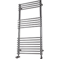 Carlton Heated Towel Rail - Chrome 1090 x 600mm