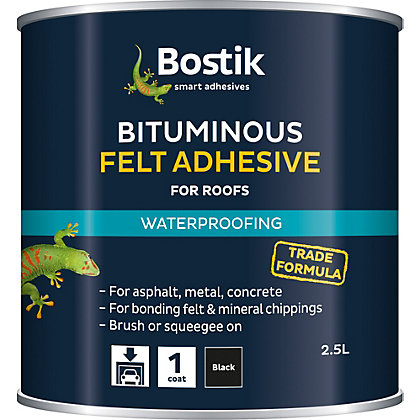 Image for Cementone Bituminous Felt Adhesive - 5L from StoreName