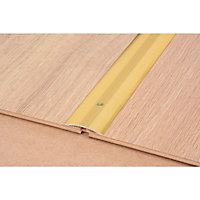 Vitrex Smooth Floor Cover Strip Gold 0.9m (L)