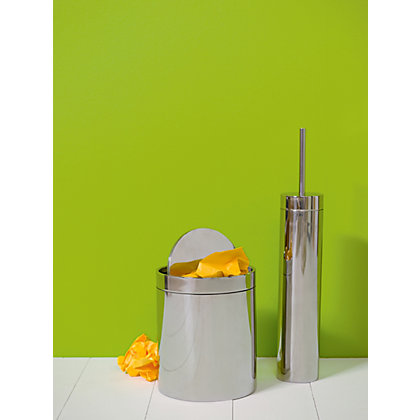 Image for Premium Stainless Steel Waste Bin from StoreName