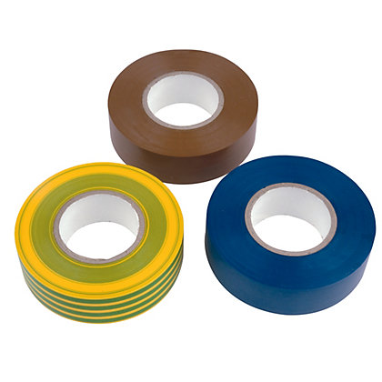 Image for GET Insulation Tape - 20m - MultiPack from StoreName