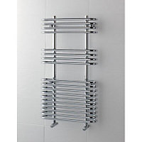 Calabri Heated Towel Rail - 1100 x 500mm - Chrome