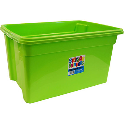 Image for Stack And Store - Green - 50 Litre from StoreName