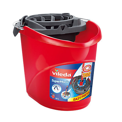 Image for Vileda Supermocio Bucket and Power Wringer from StoreName