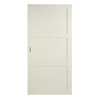 Image For Schreiber Shaker Sliding Door Ivory From StoreName