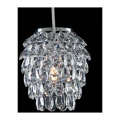 Image for Pineapple Clear Pendant Shade from StoreName