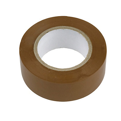 Image for GET Insulation Tape - Brown - 10m from StoreName