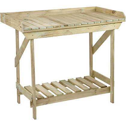 Image for Timber Potting Bench from StoreName