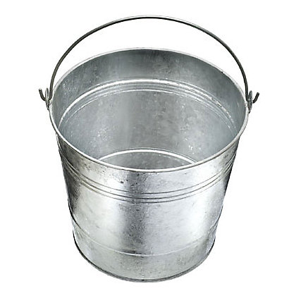 Image for Harris Bucket - Silver - 14L from StoreName