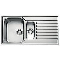 Franke Ascona 651 Kitchen Sink - 1.5 Bowl