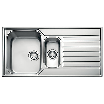Image for Franke Ascona 651 Kitchen Sink- 1.5 Bowl from StoreName