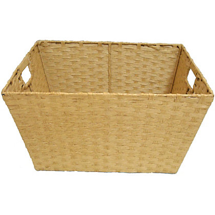 Image for Large Paper Basket - Natural from StoreName