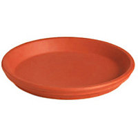 Homebase Flower Pot Plant Pot Saucer Multi-Pack - 3-4in