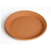Homebase Flower and Plant Pot Saucer - 7 to 8in