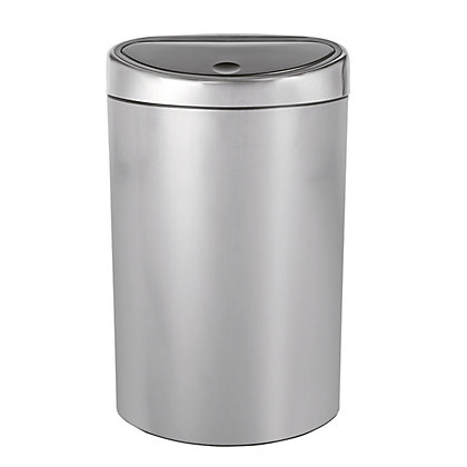 Image for Brabantia Touch Bin - 40L - Matt Steel from StoreName